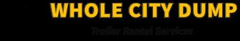 Whole City Dump Logo